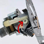Engrenage au compteur KM/H (12 dents)
