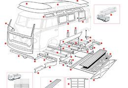 Plaatwerk Bus, -67 Part 2 (xview 1-06)
