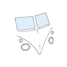 8949-000 Windshield, clear