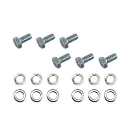 0385-220 Bolts and washers for header spring bar plate assembly