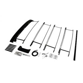 0386-900 Complete sunroof assembly without rails