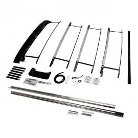 0386-905 Complete sunroof assembly with rails