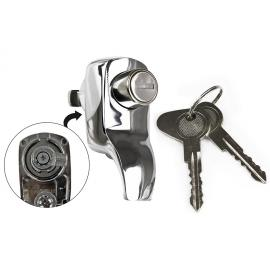 0429-505 Tailgate lock - Chrome TQ