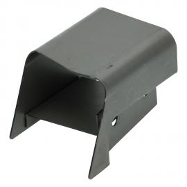 0015-500 Bumper brackets cover rear, left